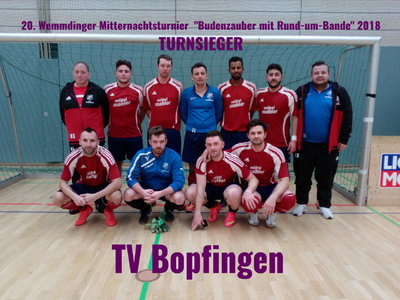 01 13.01.18 TV Bopfingen -Turniersieger-