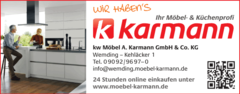 Möbel Karmann, Wemding